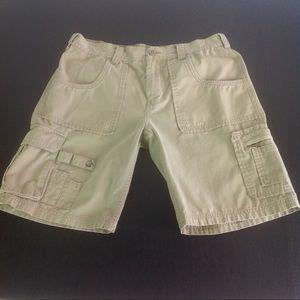 Sperry Topsider Men's 34 Khaki Cargo Shorts